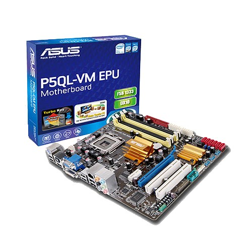 Asus p5ql pro manual