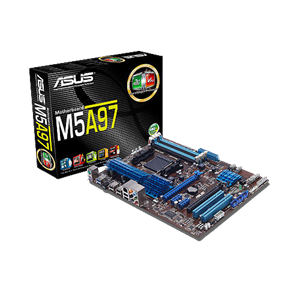 M5A97 CPU Support | Motherboards | ASUS Global