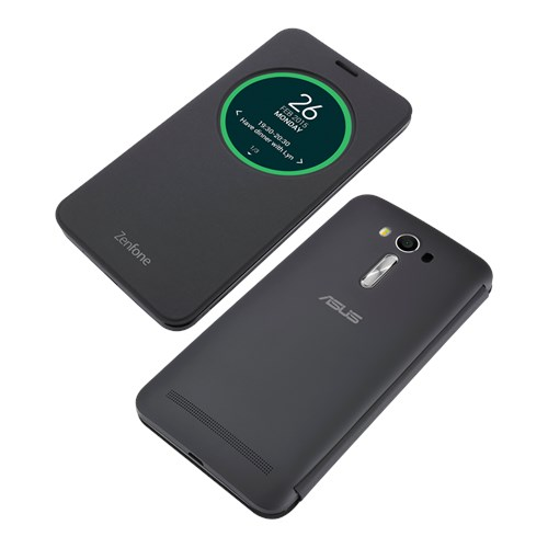 the latest c4681 8bb4a ZenFone 2 Laser View Flip Cover (ZE500KL / ZE500KG) | Phone ...