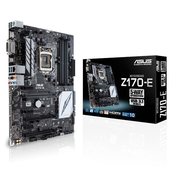 Asus Z170 Pro Gaming Motherboard Drivers Download