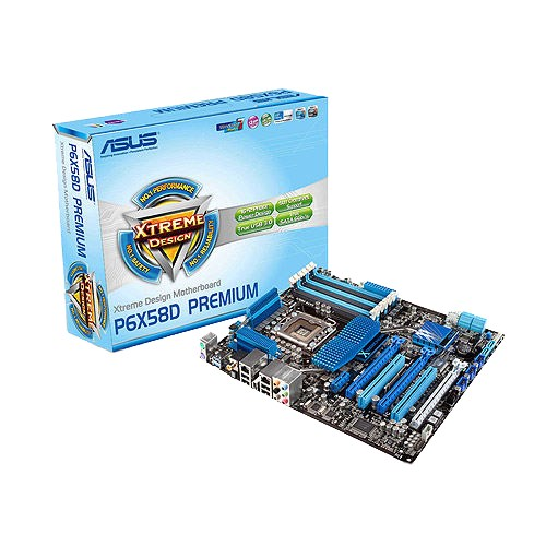 ASUS P6X58D PREMIUM MOTHERBOARD DRIVERS WINDOWS 7