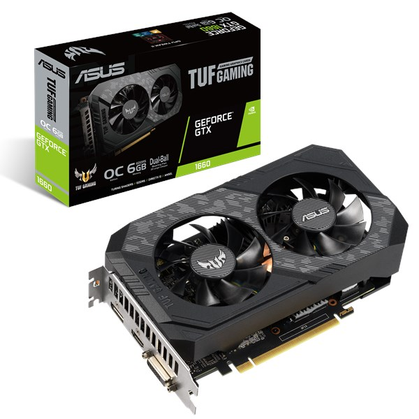 Image result for TUF-GTX1660-O6G-GAMING