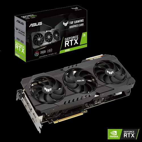 ASUS TUF Gaming GeForce RTX 3090 Announced For RM7,208 12