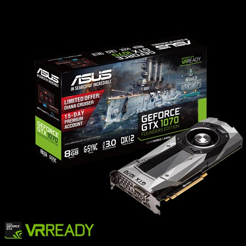 GTX1070-8G | Graphics Cards | ASUS Global