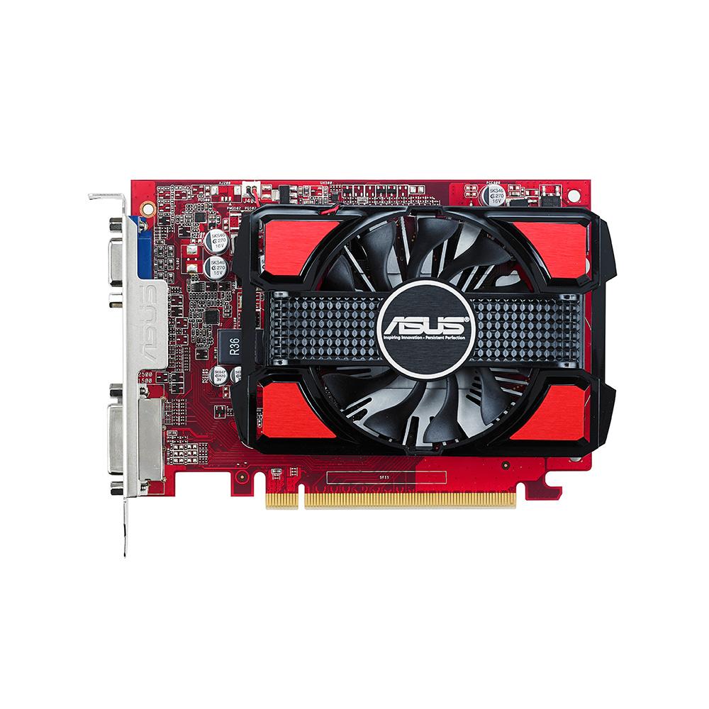 AMD Radeon R7 250 1GB GDDR5 128bits * Game Grátis