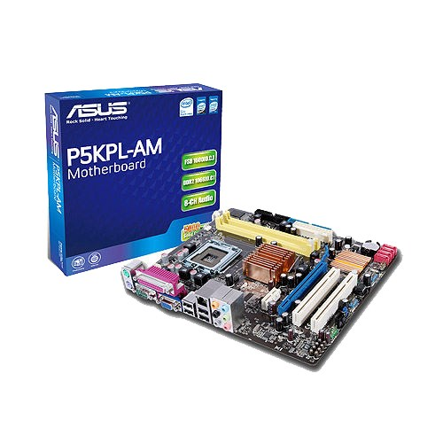 ASUS P5KPL-AM INTEL GRAPHICS DRIVERS
