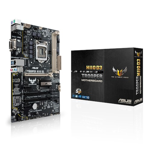 ASUS TROOPER H110 D3 INTEL CHIPSET DRIVERS FOR WINDOWS