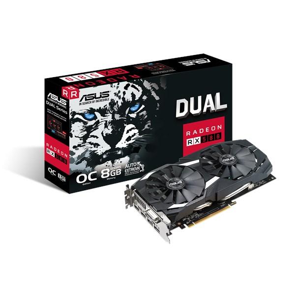 DUAL-RX580-O8G   Graphics Cards   ASUS USA