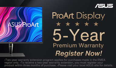 ProArt Display - 5years