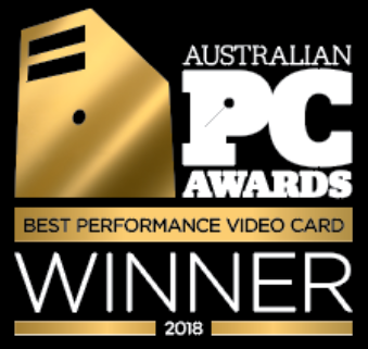 APC Best Performance Video Card 2018
