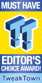 Tweak Town EDITOR'S CHOICE