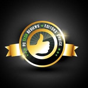 PC TECH REVIEWS EDITOR'S CHOICE
