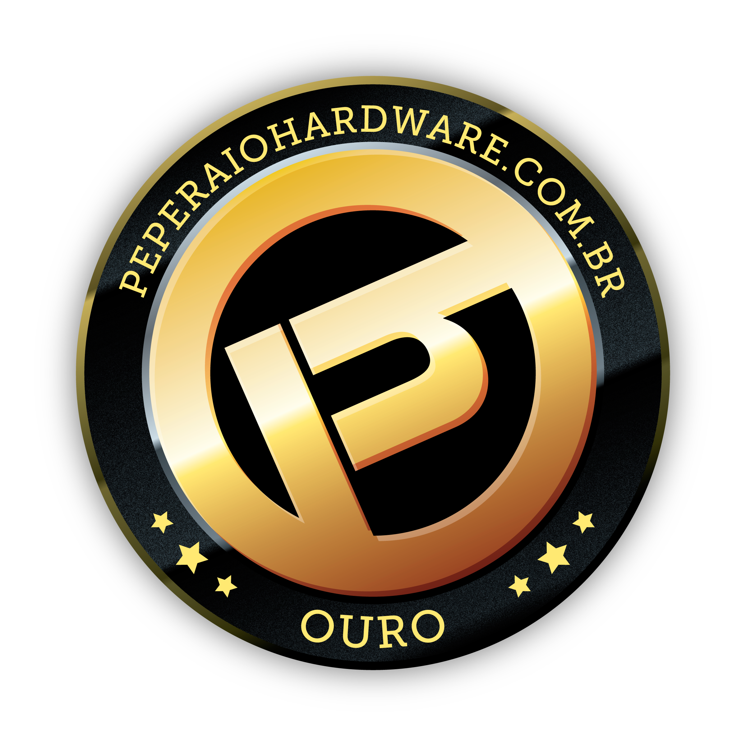 Peperaio Hardware Gold