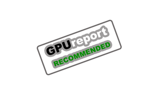 GPUreport RECOMMENDED