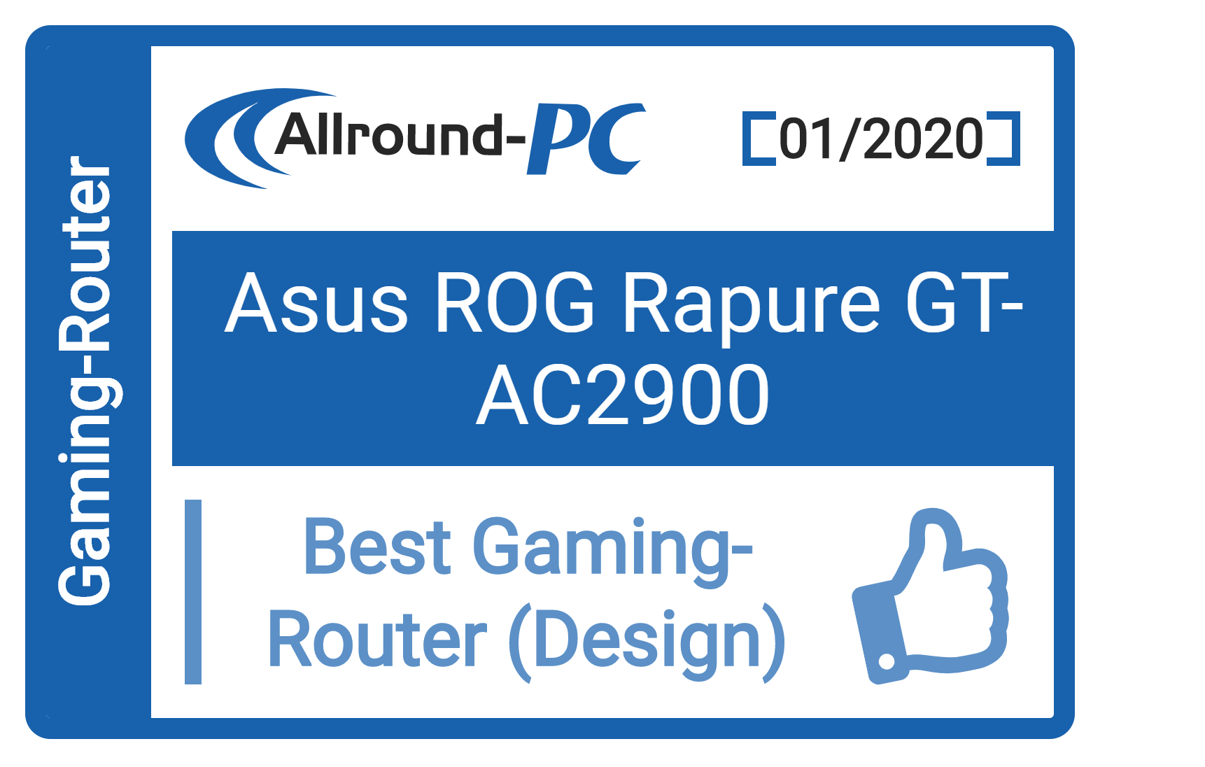 Best Gaming Router (Design)