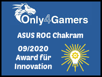 Award for innovation