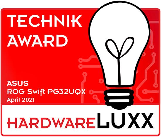 Technology Award Hardwareluxx
