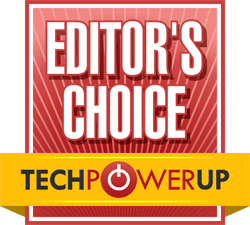 TechPowerUp Editor's Choice
