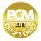 PCM Editor's Choice 2018