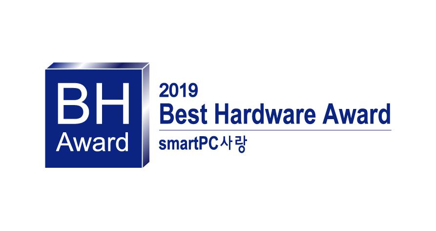 2019 SmartPCsarang best hardware award