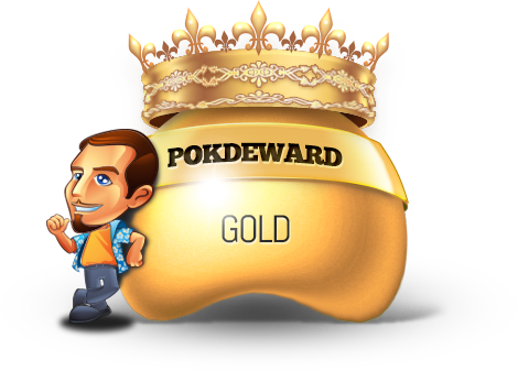 GOLD POKDEWARD