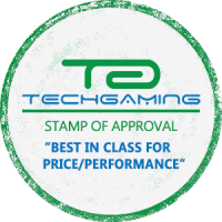Best in class for price/performance