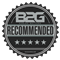 Back2Gaming Recommended Award