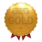 Back2Gaming Gold Award
