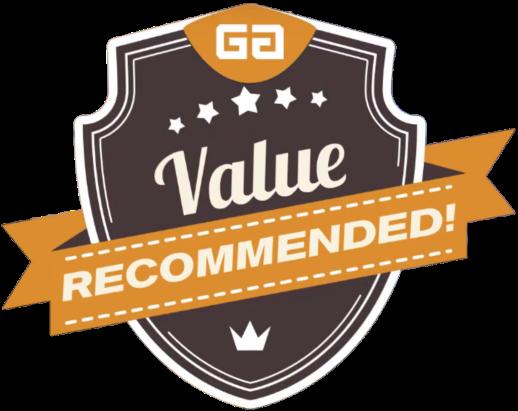 TekniGaming Value for Money Award