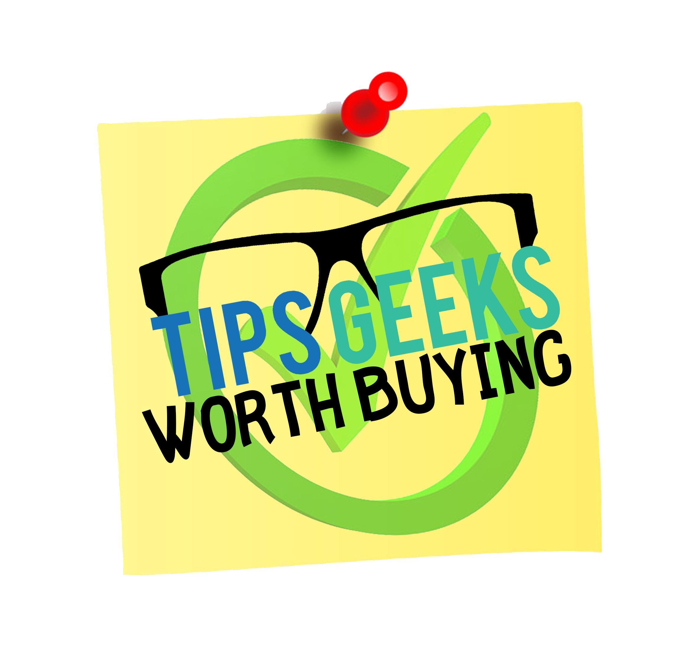 TipsGeeks Worth Buying Award