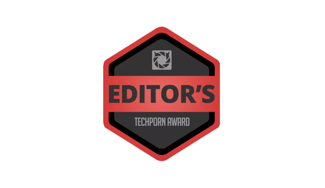 TechPorn Editor's Choice Award