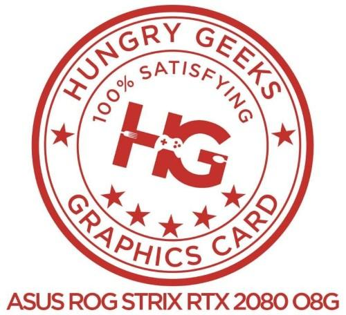 Hungry Geeks 100% Satisfying Graphics Card