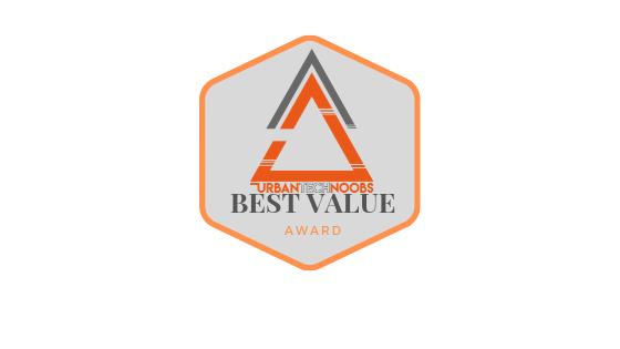 UrbanTechNoobs Best Value Award