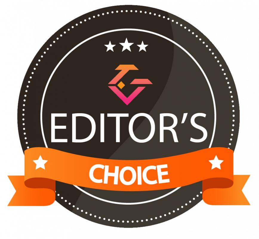 TekniGaming Editor's Choice Award