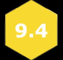 Gadget Pilipinas 9.4/10 Rating