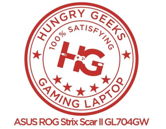 HungryGeeks 100% Satisfying Award