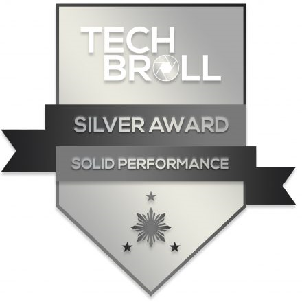 TechBroll Silver Award