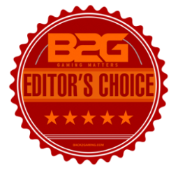 Back2Gaming Editor's Choice
