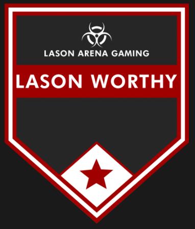 Lason Arena Gaming: Lason Worthy