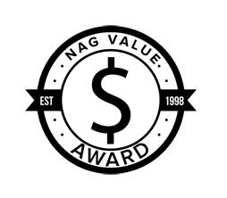 90/100 - Value Award