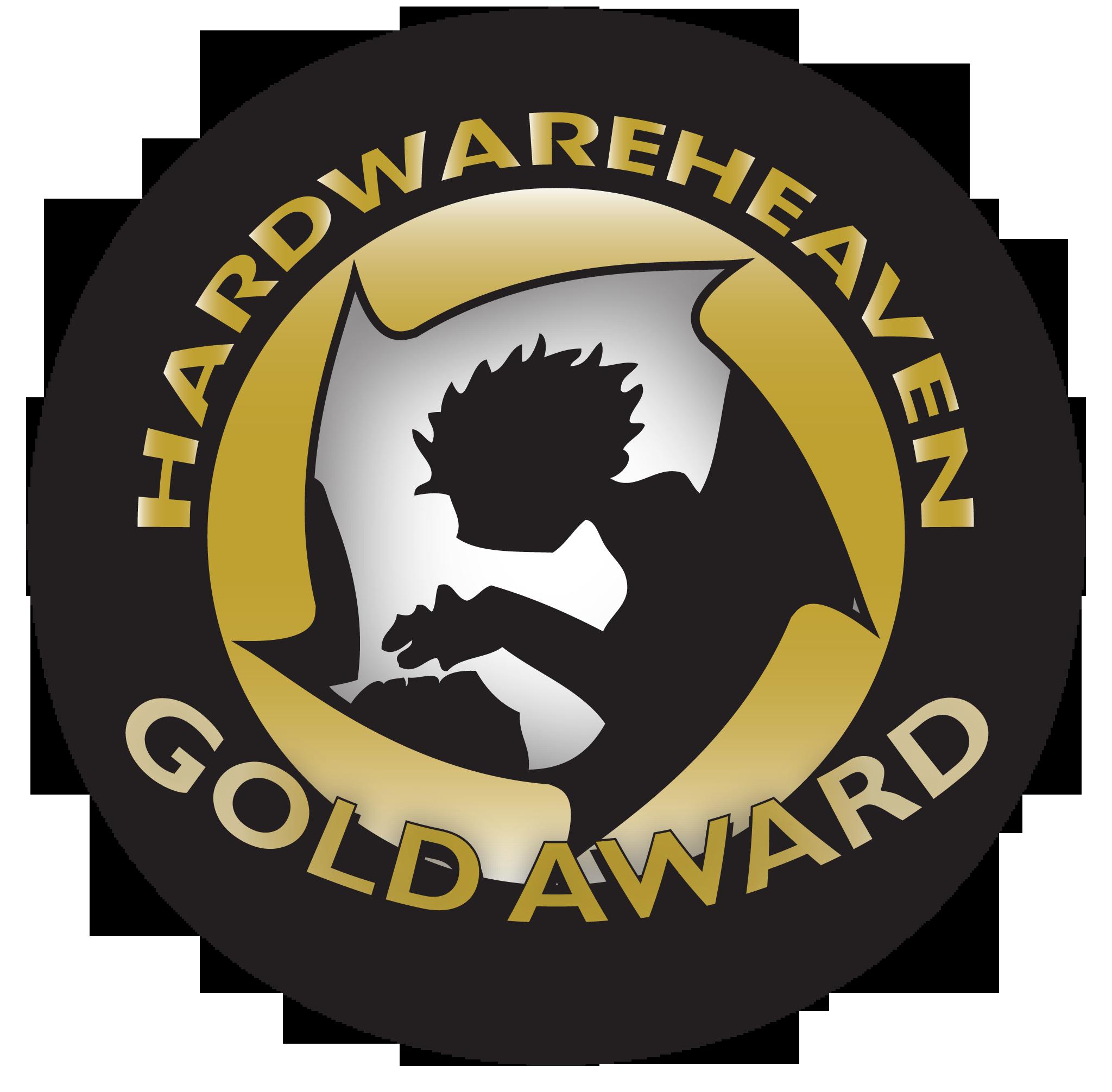 GOLD AWARD