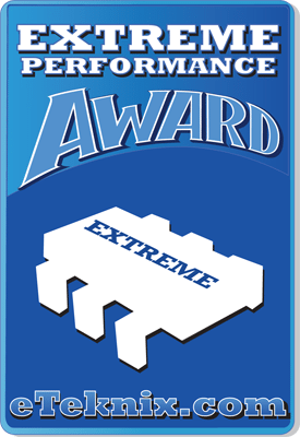 Extreme Performance Award