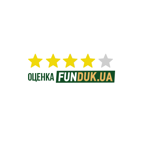 Funduk.ua: 4 stars of 5