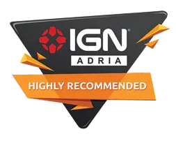 IGN HIGHLY RECOMMENDED