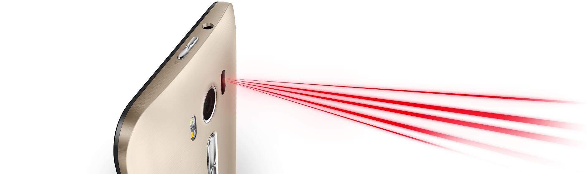 ZenFone 2 Laser (ZE500KL)