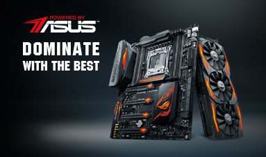 Powered By ASUS: