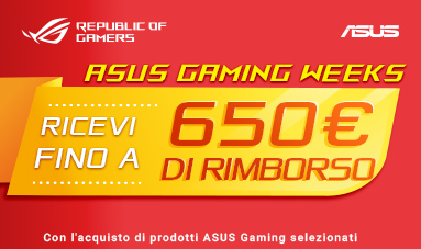 ASUS Gaming Week