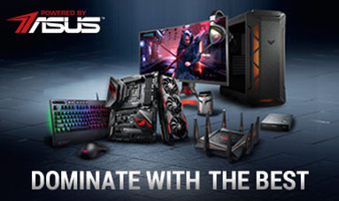 PBA - Powered by ASUS