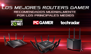 Los mejores Routers Gamer