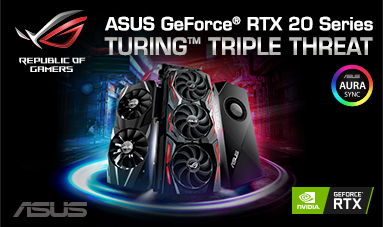 ASUS GeForce RTX 20 Series